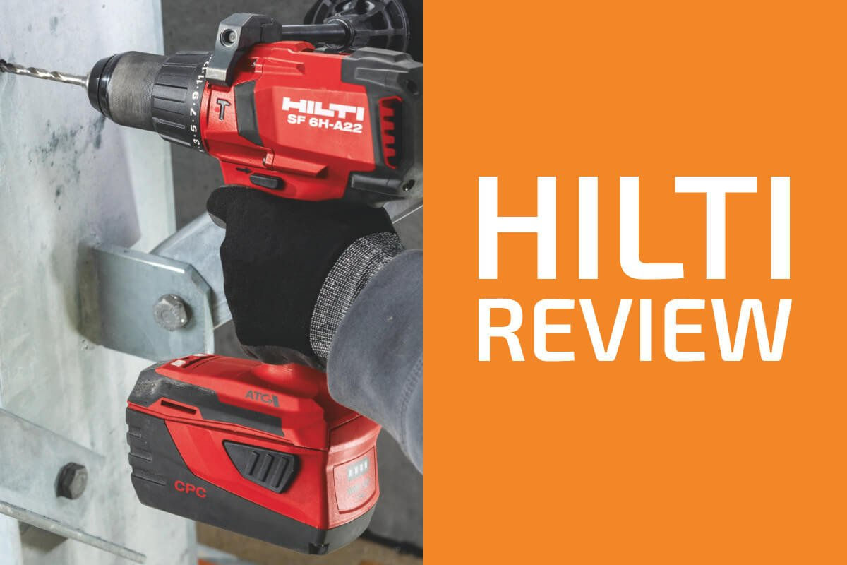 Hilti Review: Is It a Good Tool Brand?