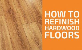 How to Refinish Hardwood Floors Without Sanding