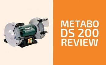 Metabo DS 200 Review: A Good Bench Grinder?