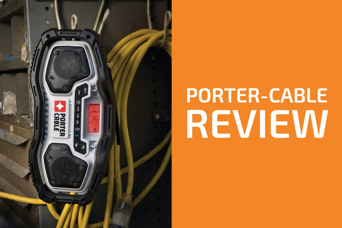 Porter-Cable Review: Is It a Good Tool Brand?