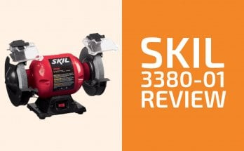 Skil Bench Grinder Review: Is the 3380-01 Good?