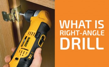 What Is a Right-Angle Drill and When Is It Used?