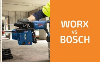 Worx vs. Bosch: Which of the Two Brands Is Better?