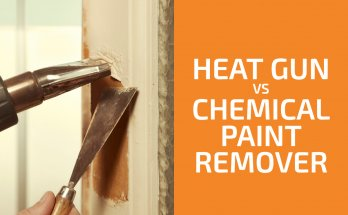 Heat Gun vs. Chemical Paint Remover: Which to Use?