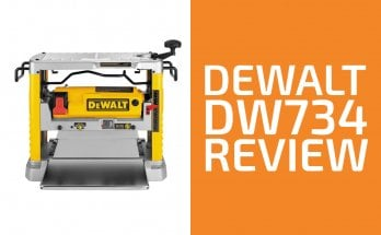 DeWalt DW734 Review: A Planer Worth Getting?