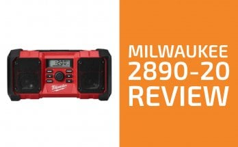 Milwaukee 2890-20 Review: A Good Jobsite Radio?