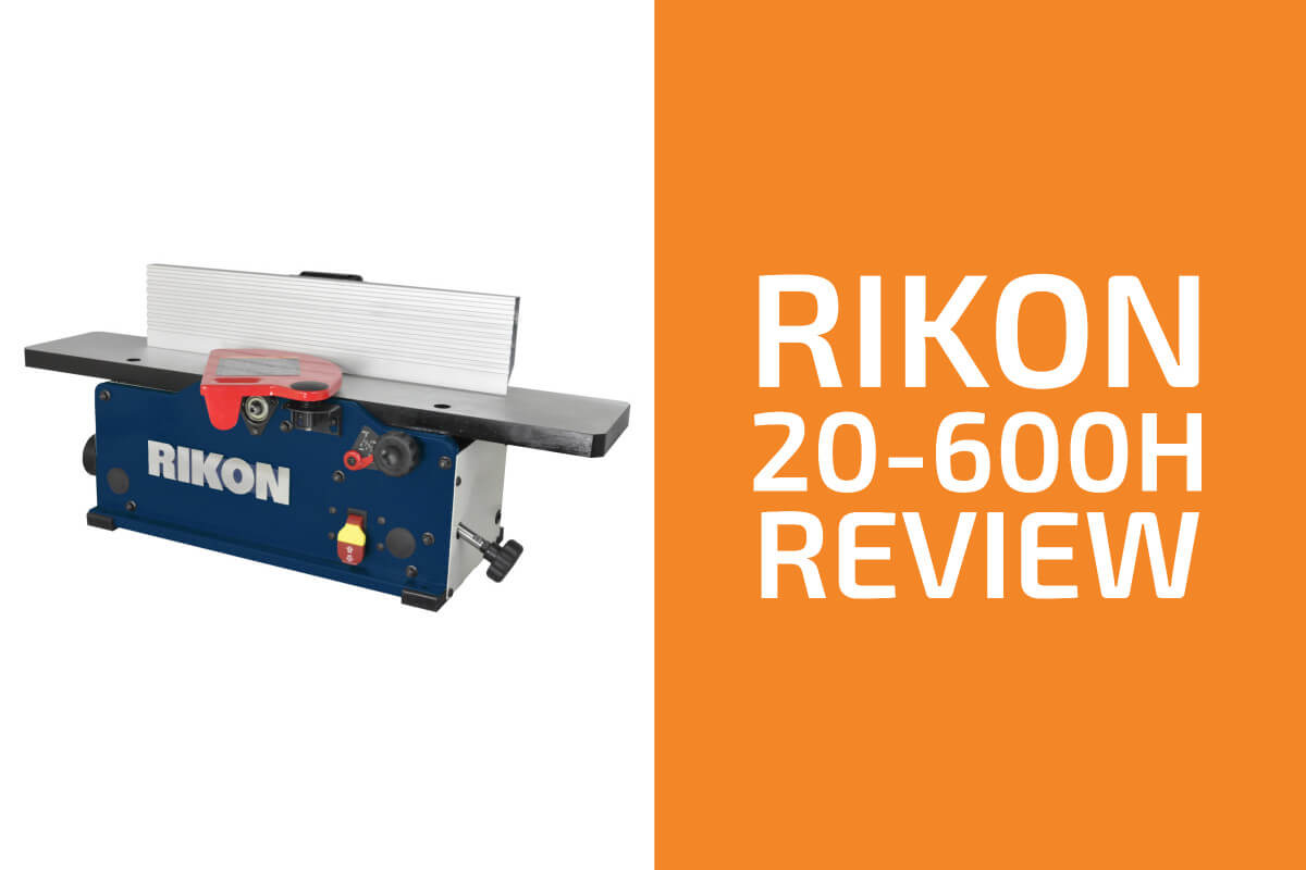 Rikon Jointer Review: Is the 20-600H Worth Buying?