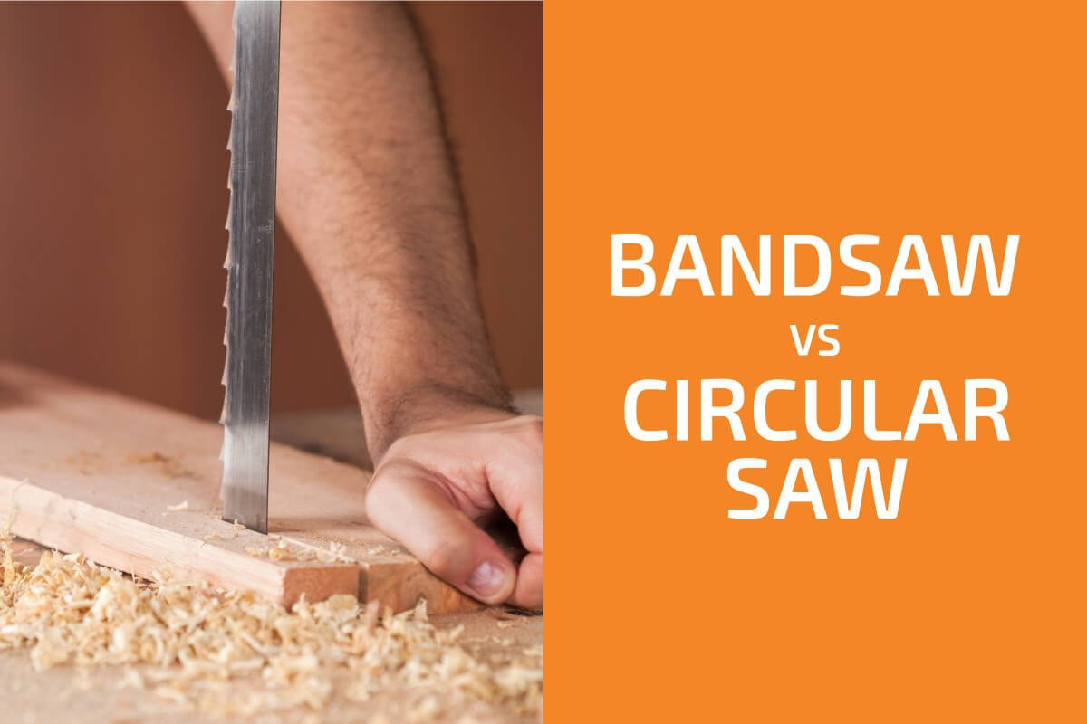 Bandsaw vs. Circular Saw: Which One to Choose?