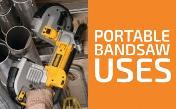 Portable Band Saw Uses