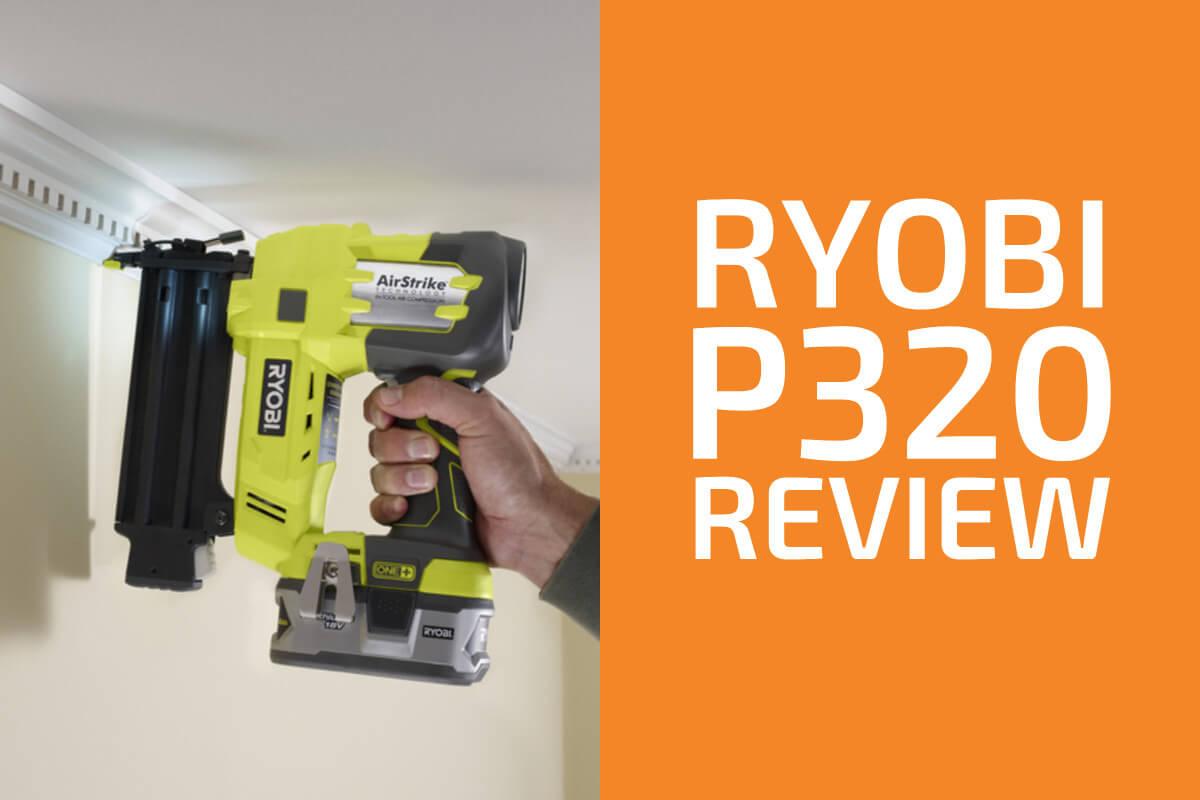 Ryobi P320 Review