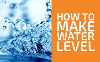 How to Make a Water (Spirit) Level