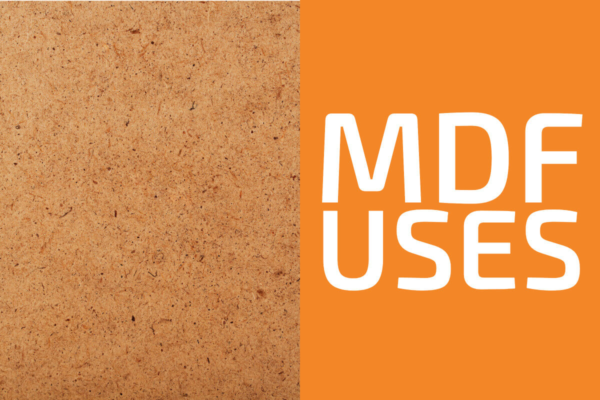 MDF Board Uses