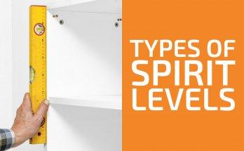 Types of Spirit Levels