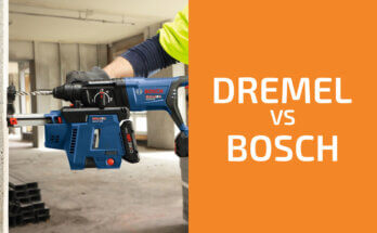 Dremel vs. Bosch: Which of the Two Brands Is Better?