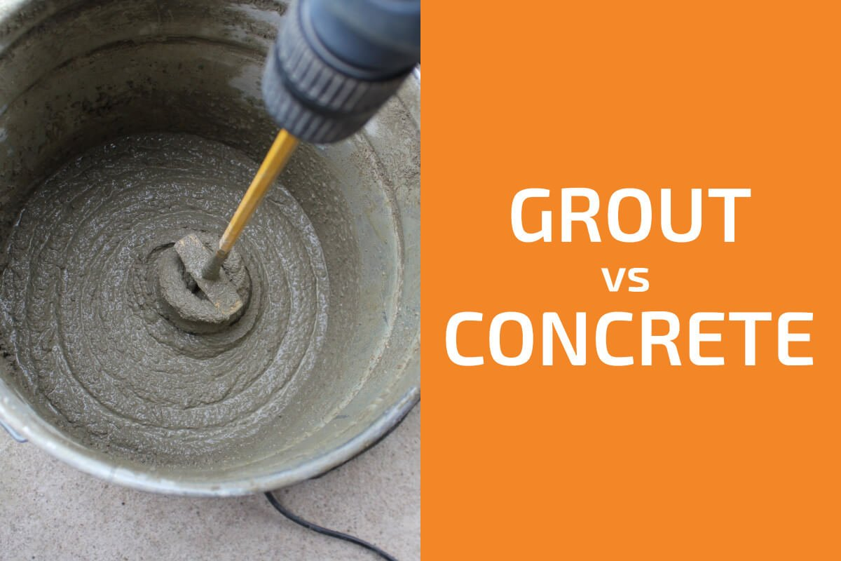 Grout vs. Concrete: Which One to Use?