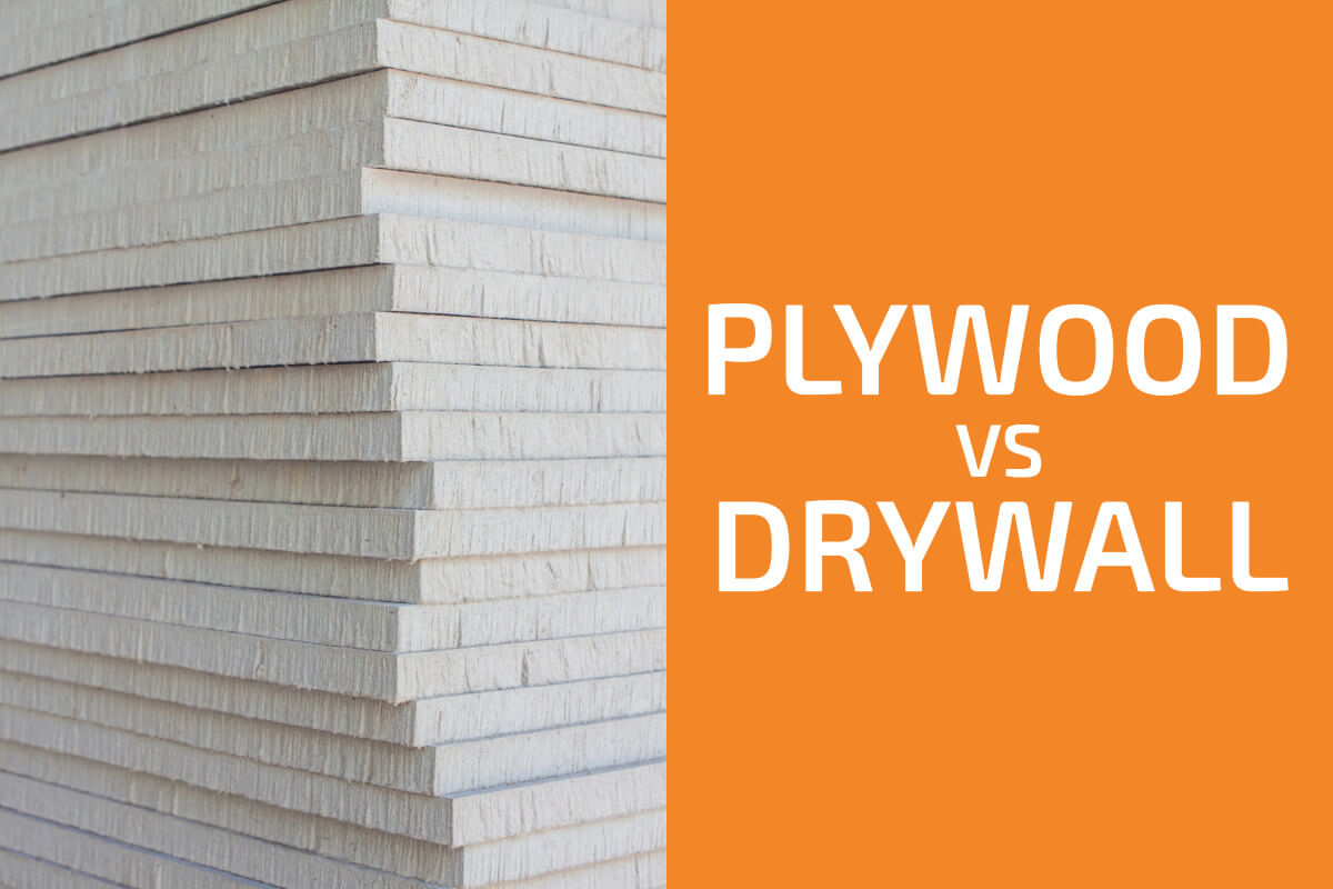 Plywood vs. Drywall: Which Should You Use?