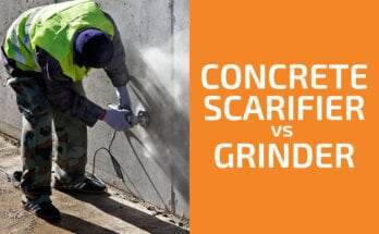 Concrete Scarifier vs. Grinder: Which to Use?